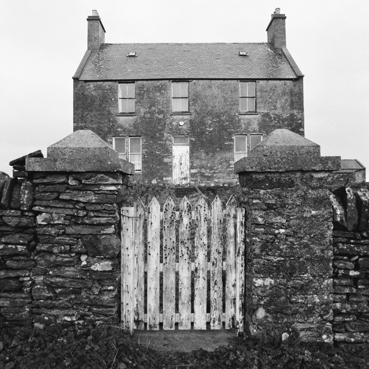 (The Manse), North Ronaldsay.