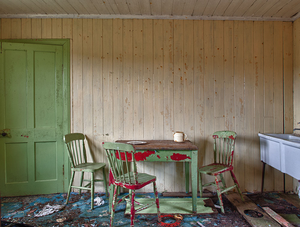 Table and Chairs, Lewis, 2013  (c) Ian Paterson