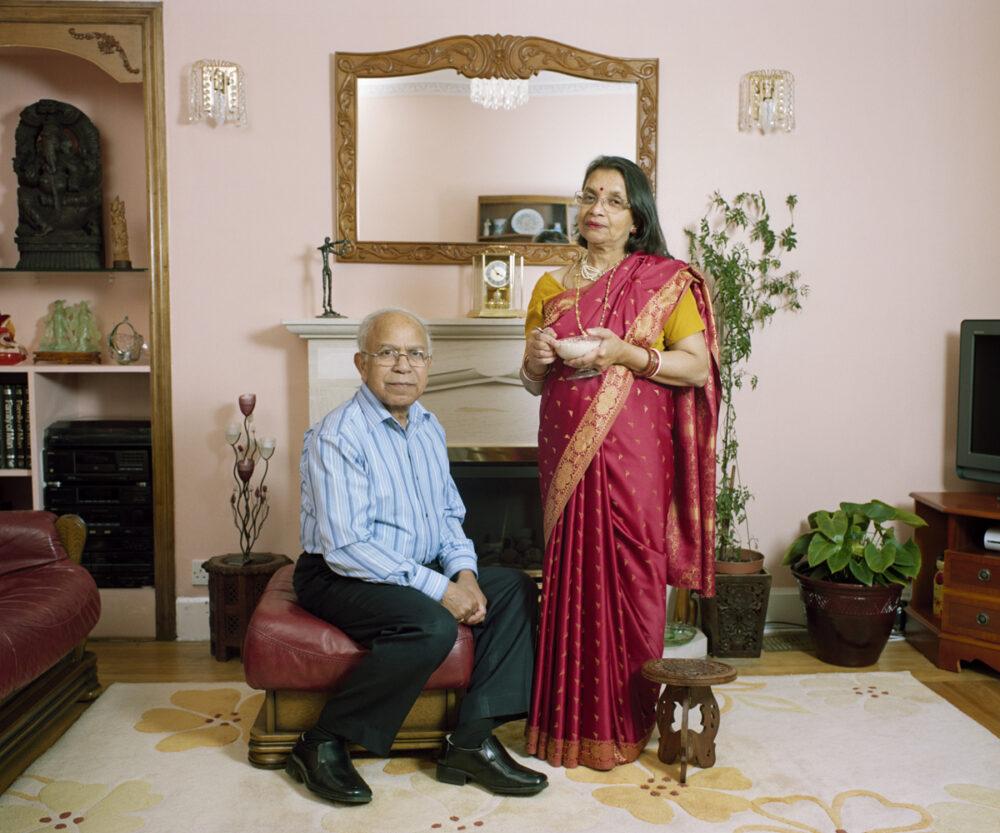 Annapurna & Shiva (Mr & Mrs Sengupta)