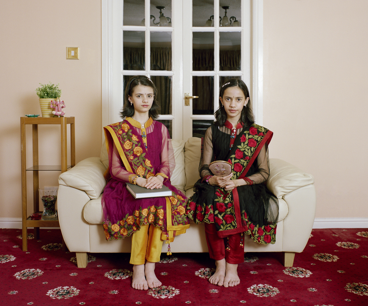 Riddhi and Siddhi (The Doshi twins)