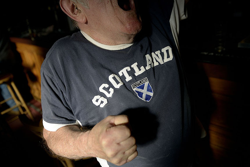 Scotland the brave? On the Referendum trail with Document Scotland's Stephen McLaren, 2014