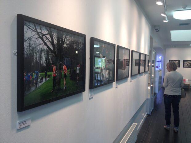 Jeremy Sutton-Hibbert's work on show.