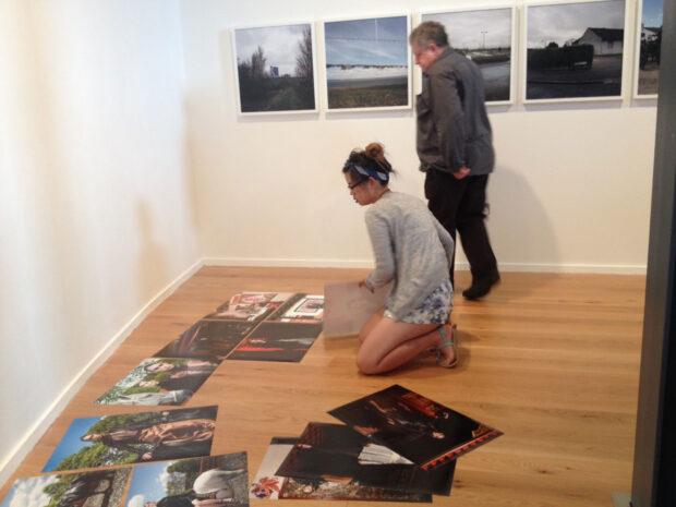 Portfolio Reviews Impressions Gallery July 2014 © Jeremy Sutton-Hibbert