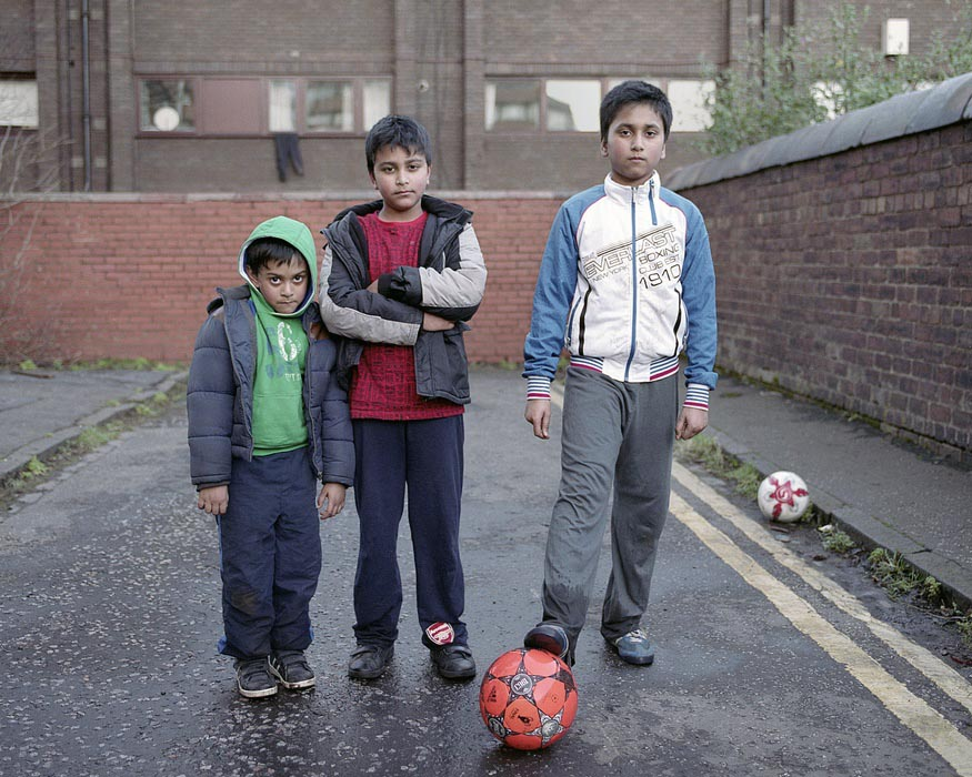 From the series 'Gorgie - The Maroon West' by James Parker. © James Parker, 2014, all rights reserved.