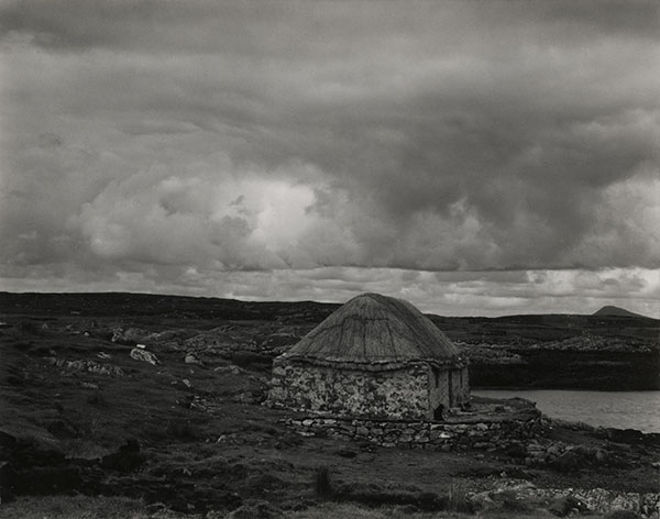 Paul Strand (1890-1976). Croft, Locarnon, South Uist, Hebrides, 1954 Photograph (gelatine silver print): 11.4 x 14.6 cm Scottish National Portrait Gallery © Aperture Foundation Inc., Paul Strand Archive