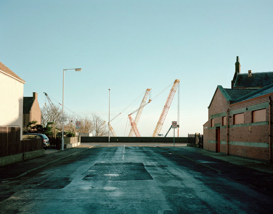 From the series Methil © Gregor Schmatz 2015