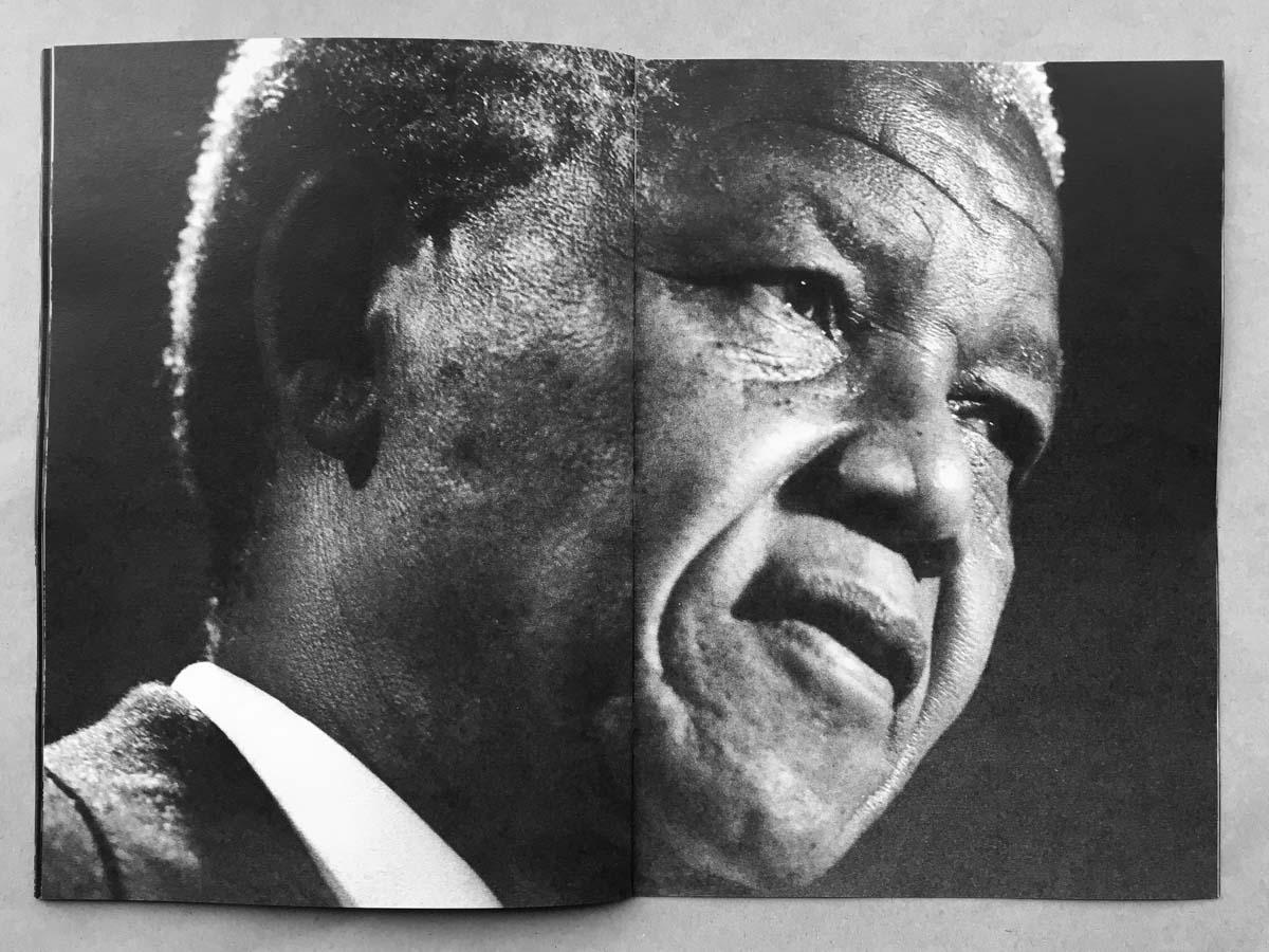 Jeremy Sutton Hibbert— Nelson Mandela Glasgow 1993