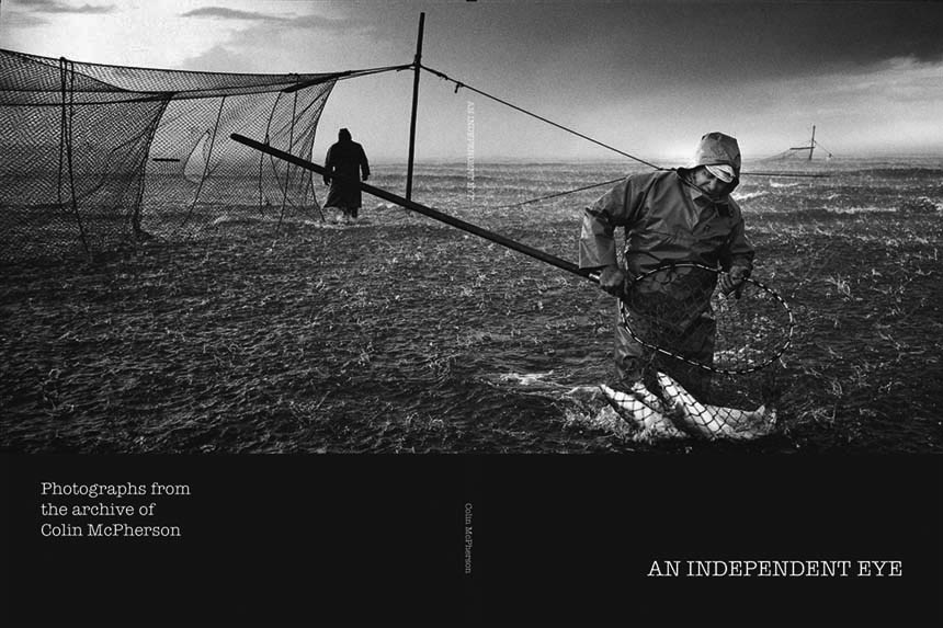 'An Independent Eye'. Photograph © Colin McPherson, all rights reserved.