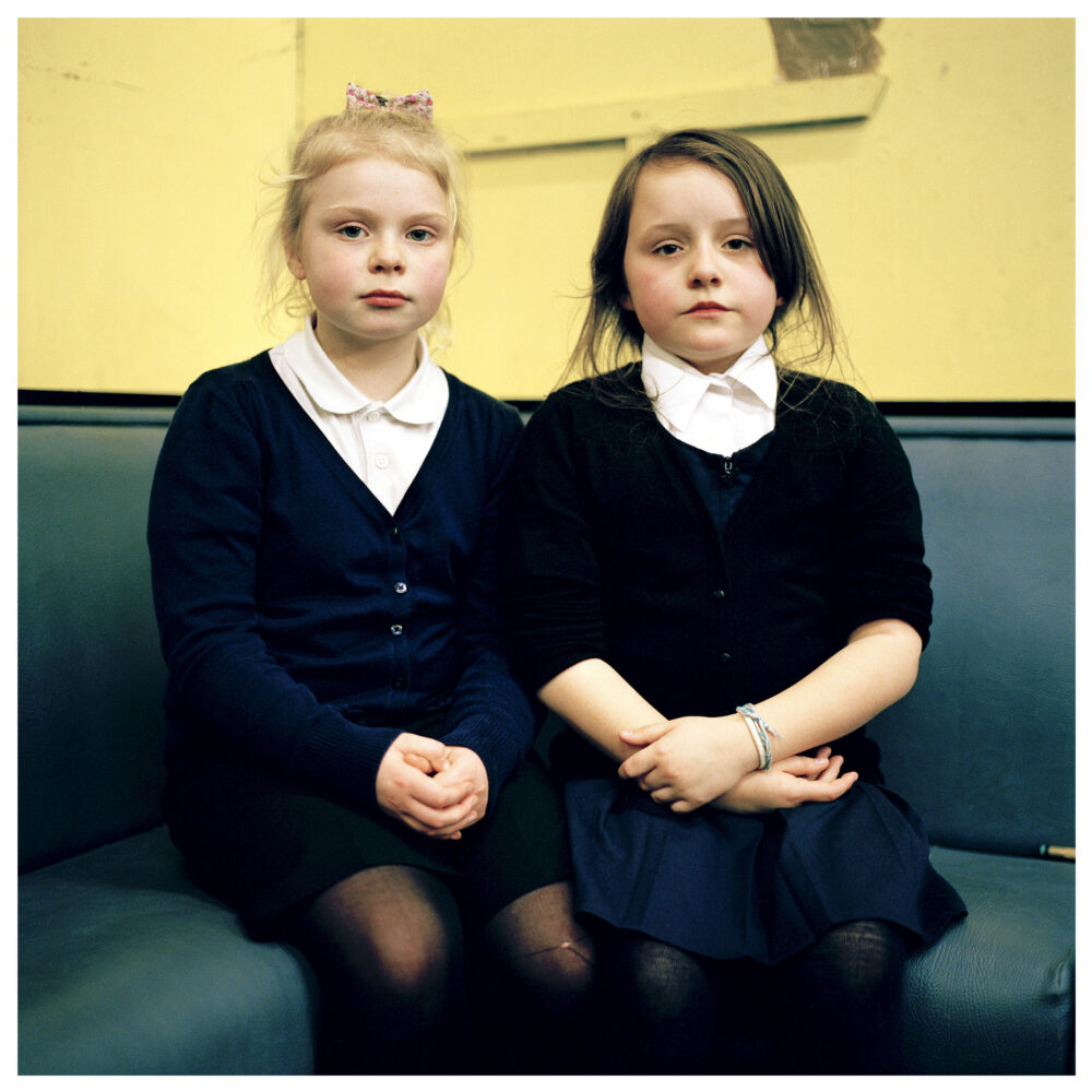 Abby & Casey, Edinburgh, 2015, from the Series Be, Still © Mairead Keating all rights reserved.