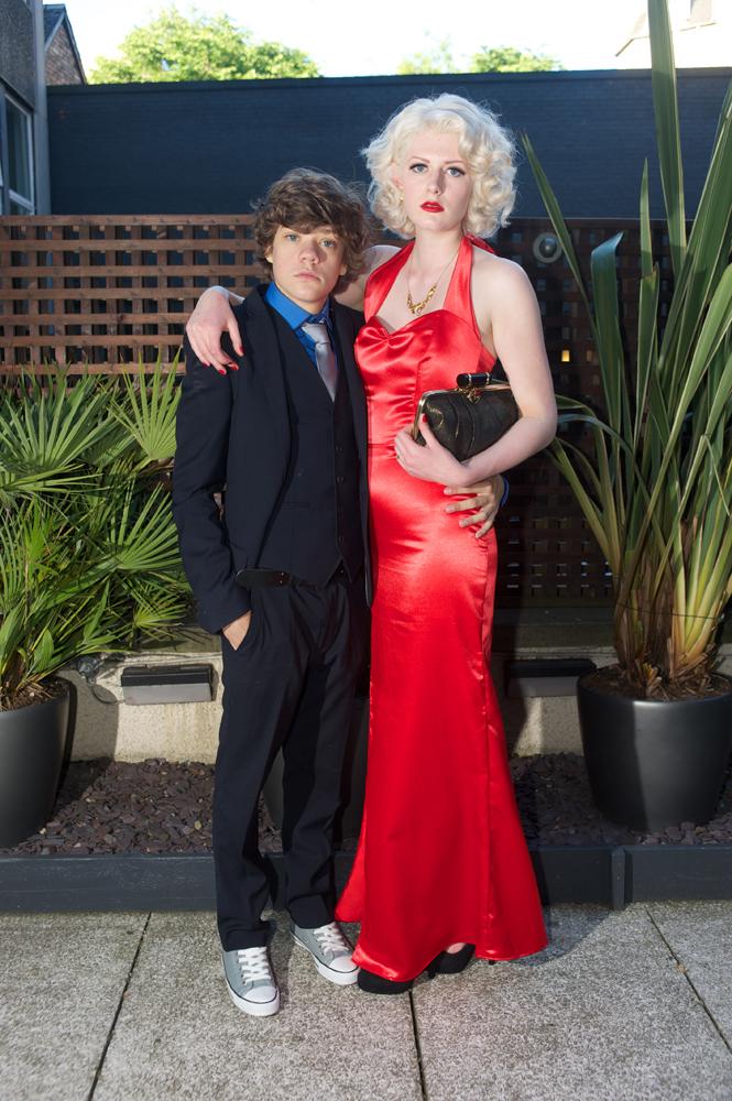 Leith Academy School Prom 2013, Alan McCredie ©