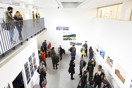 Survive. An exhibition of photography and The Environment - Green Week LCC, London February 2014 © Lewis Bush all rights reserved