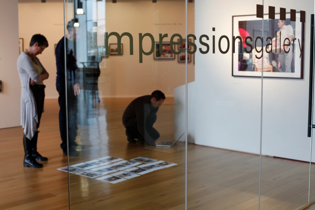Impressions Gallery, Bradford. ©Sophie Gerrard 2014, all rights reserved.