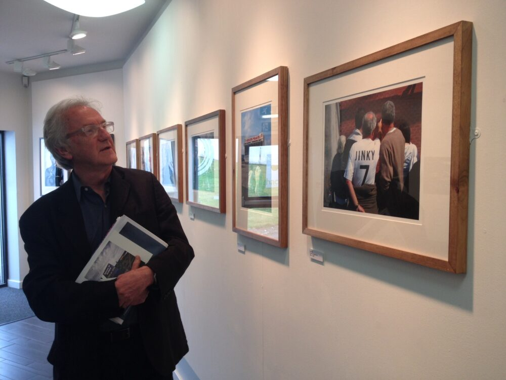 Keith Ingham tells the story of his work.