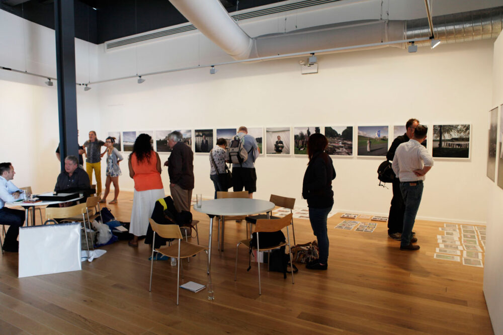 Portfolio Reviews Impressions Gallery July 2014 © Sophie Gerrard