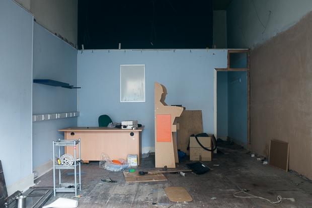 Roseneath Pl, Edinburgh - 9/12/14. ©Kenneth Gray, all rights reserved 2014.