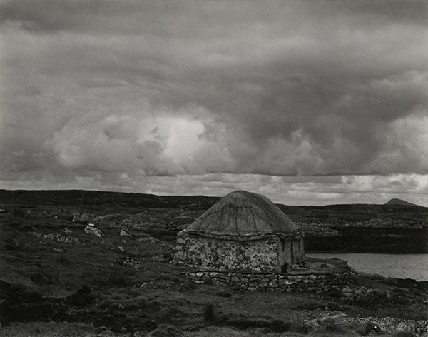 Paul Strand (1890-1976). Croft, Locarnon, South Uist, Hebrides, 1954 Photograph (gelatine silver print): 11.4 x 14.6 cm Scottish National Portrait Gallery © Aperture Foundation Inc., Paul Strand Archive