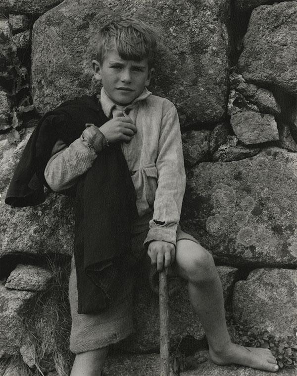 Paul Strand (1890-1976). John Angus MacDonald, South Uist, Hebrides, 1954 Photograph (gelatine silver print): 14.6 x 11.4 cm Scottish National Portrait Gallery © Aperture Foundation Inc., Paul Strand Archive