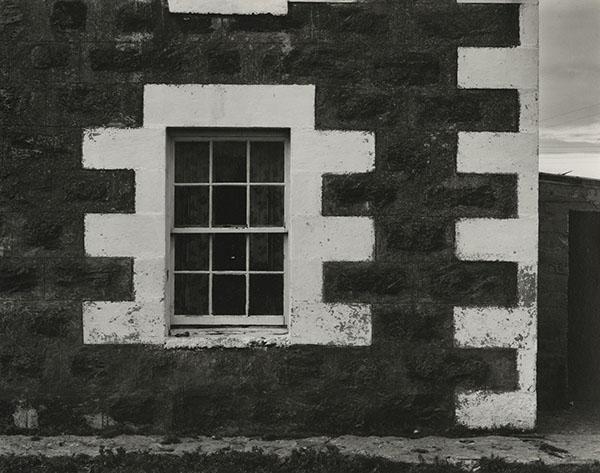 Paul Strand (1890-1976) House, Kilpheder, South Uist, Hebrides, 1954 Photograph (gelatine silver print): 19.3 x 24.1 cm Scottish National Portrait Gallery © Aperture Foundation Inc., Paul Strand Archive