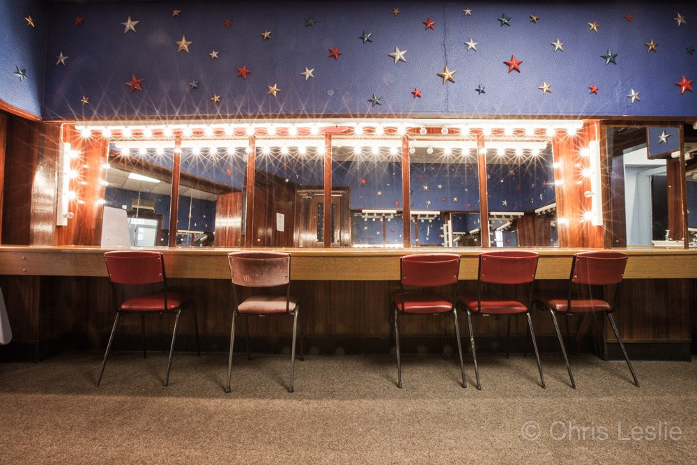 The Barrowland Ballroom in Glasgow. ©Chris Leslie 2015, all rights reserved.