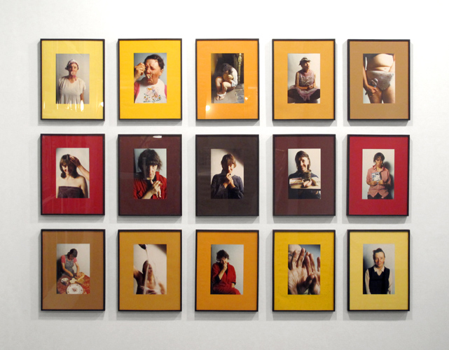 Photo Therapy, (1984-86) Jo Spence in collaboration with Rosy Martin Copyright the Estate of Jo Spence. Courtesy Richard Saltoun Gallery