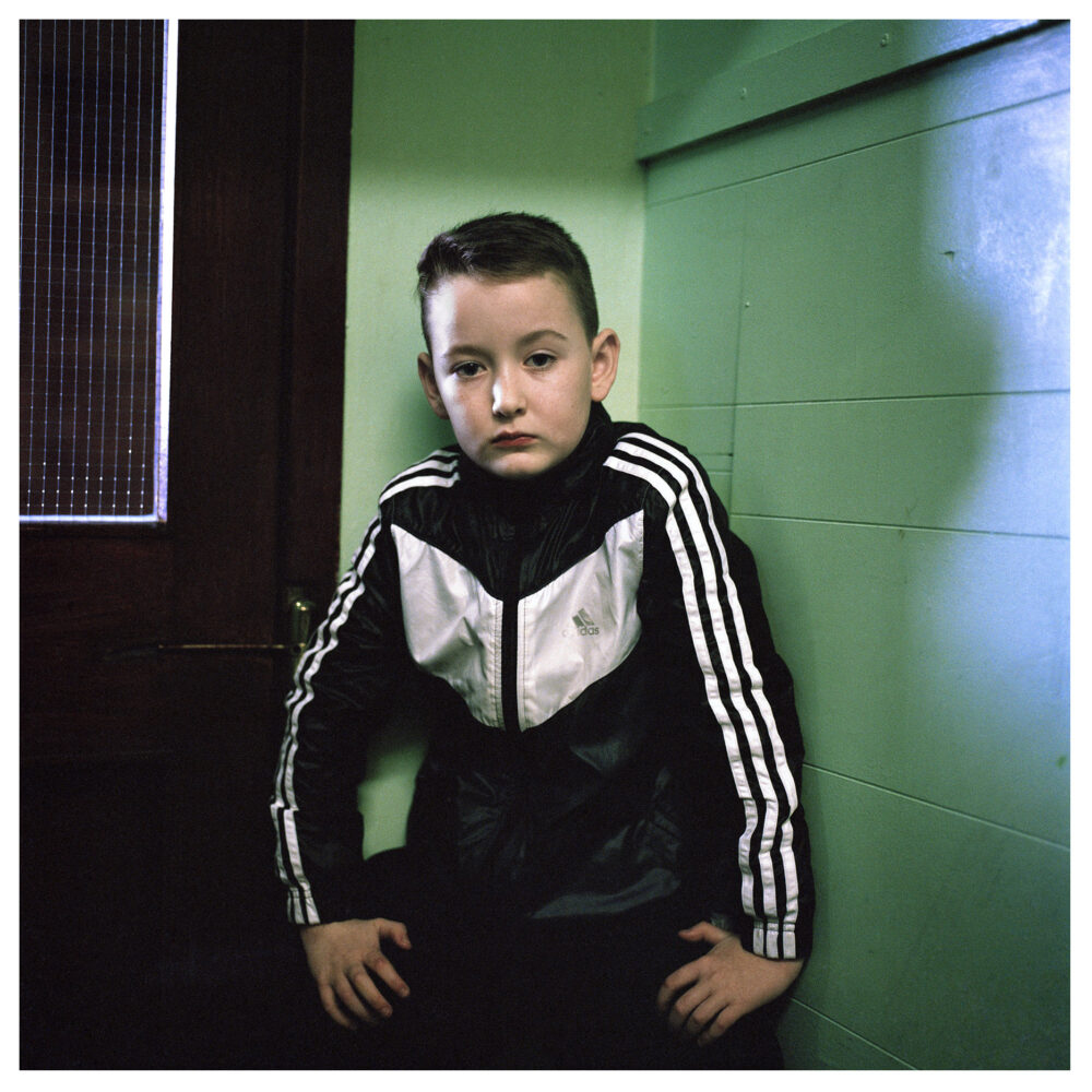 Jude, Edinburgh, 2015, from the Series Be, Still © Mairead Keating all rights reserved.