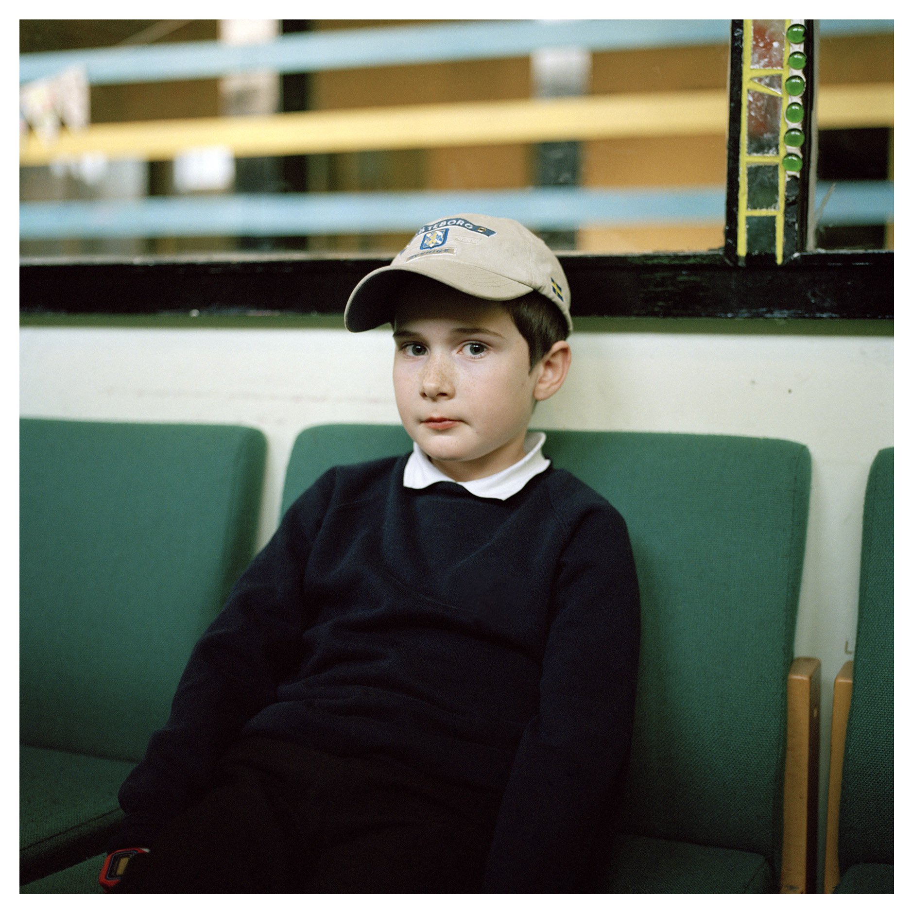 Patrick, Edinburgh, 2015, from the Series Be, Still © Mairead Keating all rights reserved.